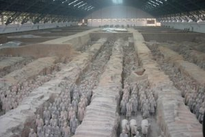 Терракотовая армия императора ШиХуанди,Гуанакасте