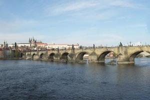 Карлов мост,Прага