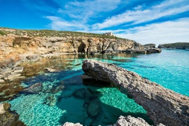 Мальта пляжи и отели 62