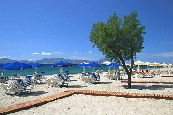 Кос остров Гиппократа третий по величине по 12 островам,после Родоса и Карп