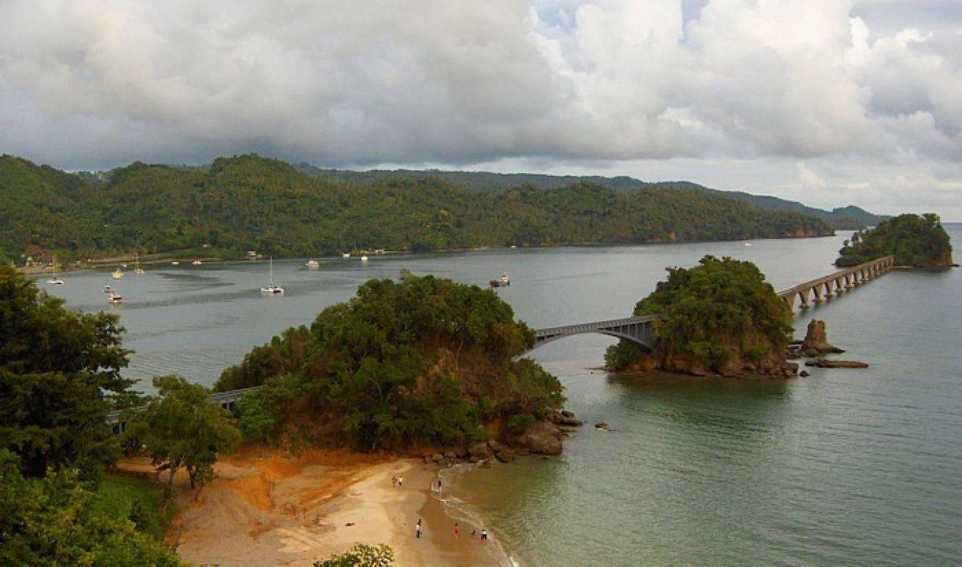 Остров самана фото 3