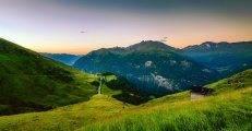 Долина, Австрия