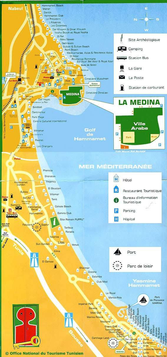 Курорты Туниса TravelRu Страны Тунис