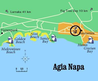 карта айя напы скачать - фото 4