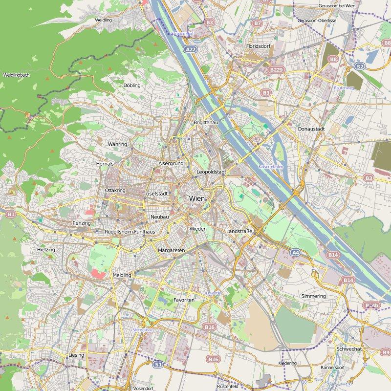 карта курорта Гальтюр
