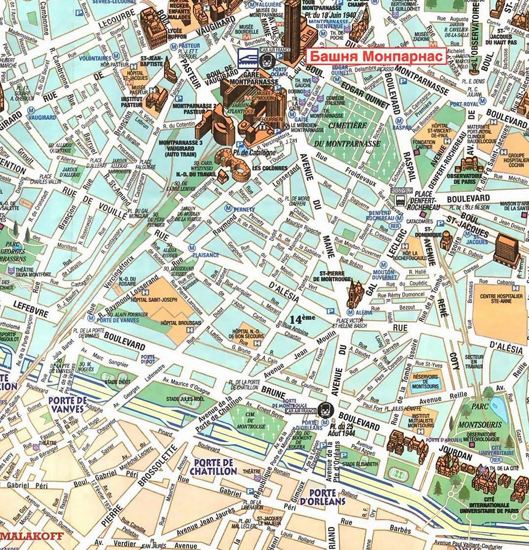 Округа парижа карта 12 округа парижа