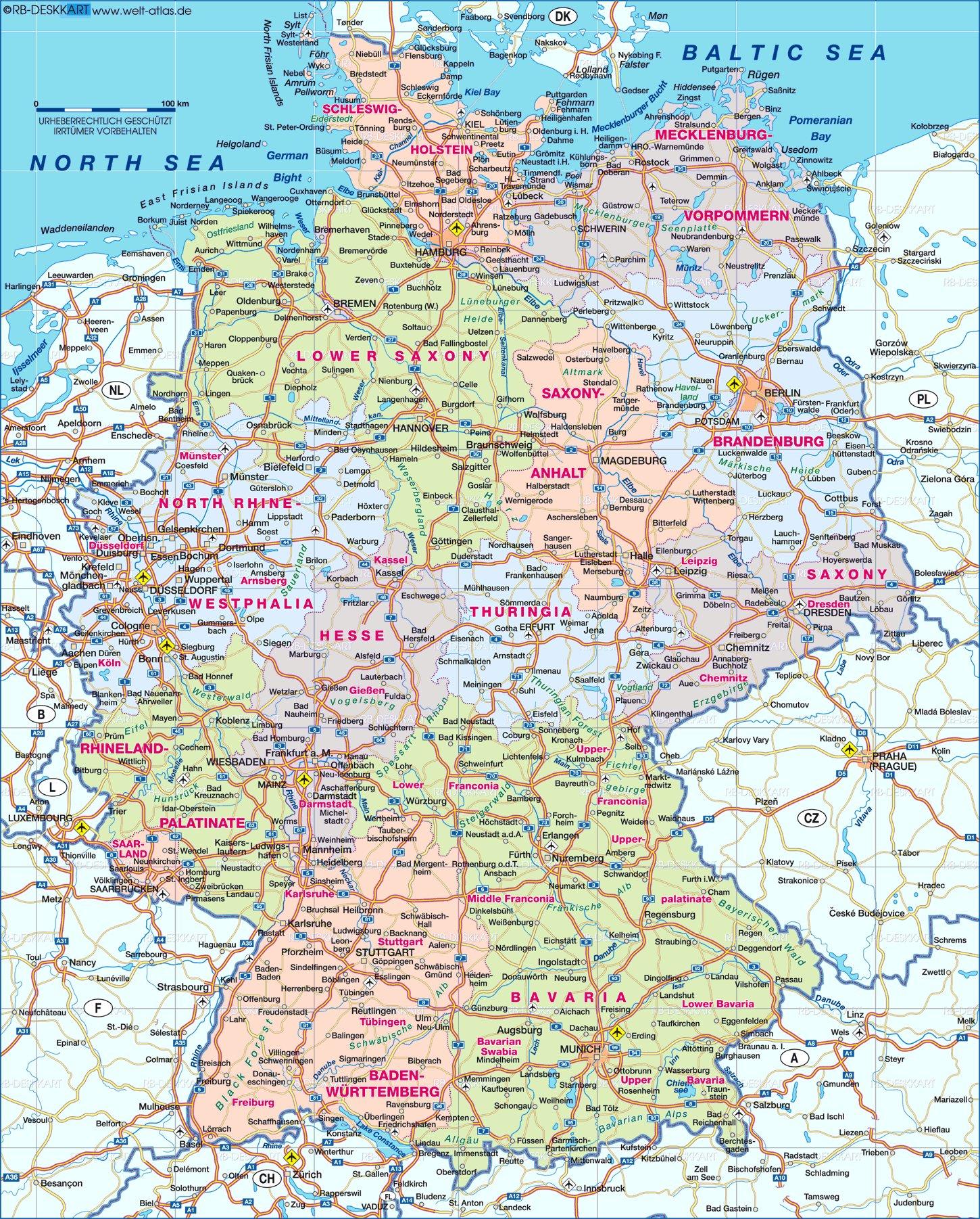 Карта Баварии (Германия). Подробная карта Баварии на ...: http://www.saletur.ru/%D0%93%D0%B5%D1%80%D0%BC%D0%B0%D0%BD%D0%B8%D1%8F/%D0%91%D0%B0%D0%B2%D0%B0%D1%80%D0%B8%D1%8F/maps/