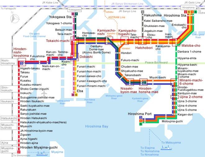 Схема метро