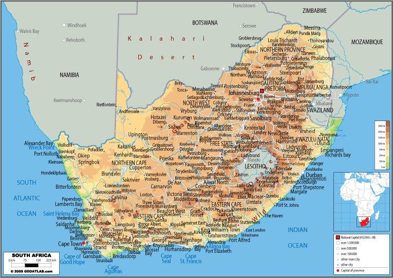 Карты ЮАР. Подробная карта ЮАР на русском языке с ...: http://www.saletur.ru/%D0%AE%D0%90%D0%A0/maps/