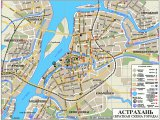 В данном разделе я решил поместить схемы Астрахани, её центральной части и юга области.  Последняя, по моему мнению...