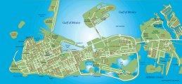 карта флориды на русском