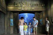 Аквариум «Lost Chambers» в отеле Atlantis