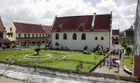 Макассар (Makassar). Форт Роттердам (Fort Rotterdam)