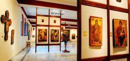 Лефкосия (Южная Никосия). Музей Византийского Искусства (Byzantine Art Museum)