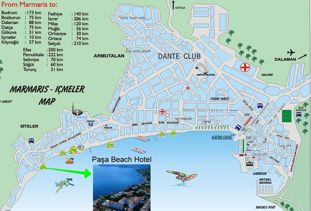карта мармариса скачать - фото 2